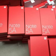 گوشی جدید شیائومی، Redmi Note 5A، به بازار میآید