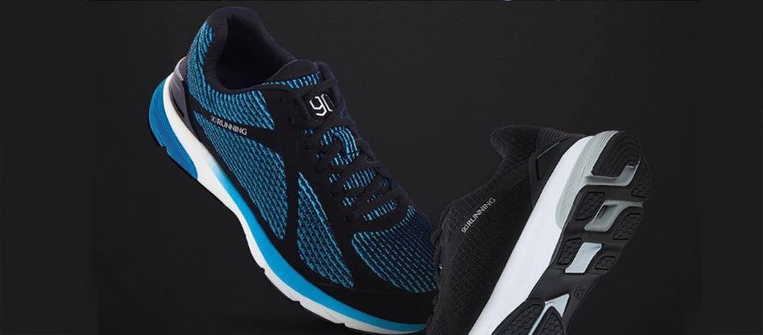 کفش هوشمند شیائومی معرفی شد